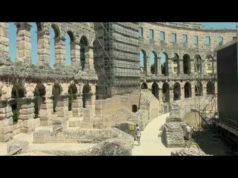 TOP DESTINATIONS - CROATIAN COAST: 05/40 PULA ENGLISH FULL EPISODE