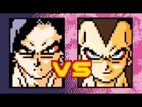 SSJ4 GOKU VS SSJ4 VEGETA - Dragon Ball Z Devolution Finale - Part 15
