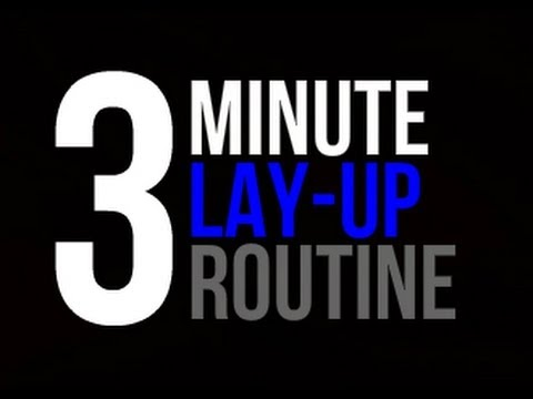 How To: Finish At The Rim - Daily 3 Minute Layup Routine - Pro Training