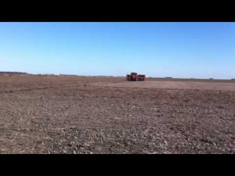 Argentina wheat drilling