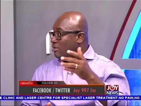 """CID Boss """"Fired"""" - Newsfile on JoyNews (21-10-17)"""