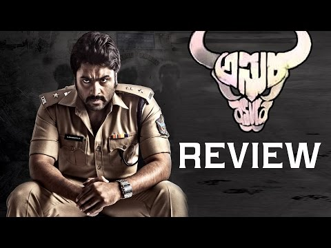 Asura Movie Review - Nara Rohit, Priya Banerjee, Sai Karthik