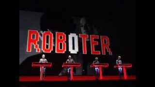 Kraftwerk We Are The Robots May 16 2014 Vienna