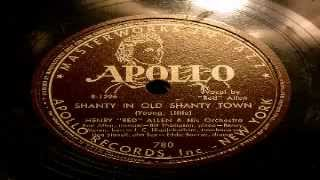 "Shanty In An Old Shanty Town - Henry ""Red"" Allen And His Orchestra (Apollo)"