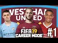 FIFA 19 West Ham Career Mode Gameplay Walkthrough Part 1 - TRANSFER WINDOW