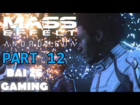 Mass Effect Andromeda Walkthrough 12 - Removing Eos Radiation!