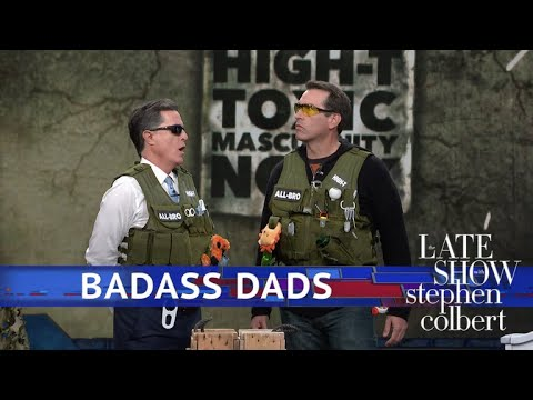 Stephen And Rob Riggle Are Tactical Dads