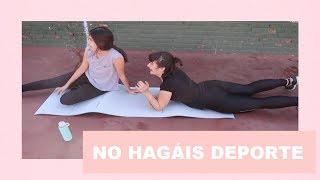 Baixar KEEPING UP WITH LA HENCHE: Un día haciendo ejercicio - Capítulo 1