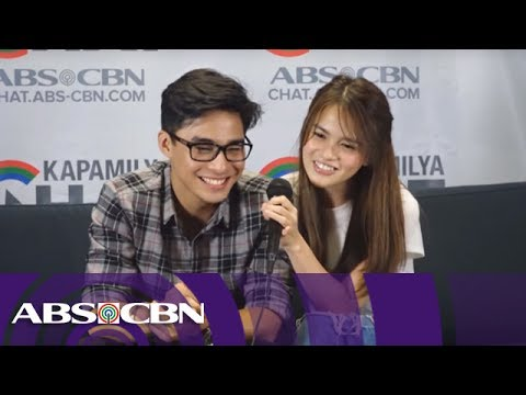 Kapamilay Chat Exclusives: McLisse sings
