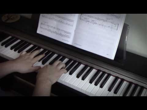 J. C. F. Fischer - 'Chaconne' from Musicalischer Parnassus (Electric Piano)