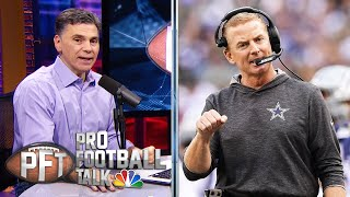 PFT Overtime: Pressure on Jason Garrett, Tom Brady on a Rob Gronkowski return | Pro Football Talk |