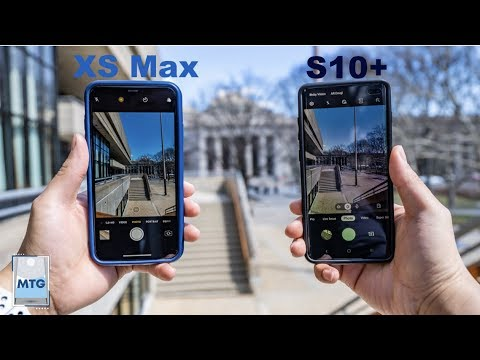 S10(+) vs iPhone XS (Max): In-Depth Camera Test Comparison
