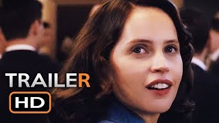 ON THE BASIS OF SEX Official Trailer (2018) Armie Hammer, Felicity Jones Drama Movie HD