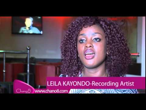 Leila Kayondo talks about her hold me song