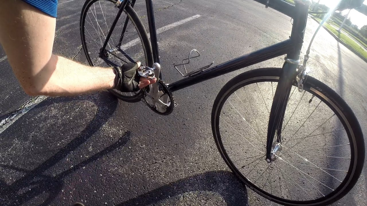 0b07122e951 Test Ride Shimano A600 Clipless Pedals Review Commute Bike Blogger ...