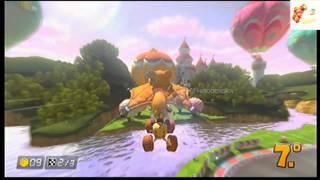 Mario Kart 8 - Ronda #3