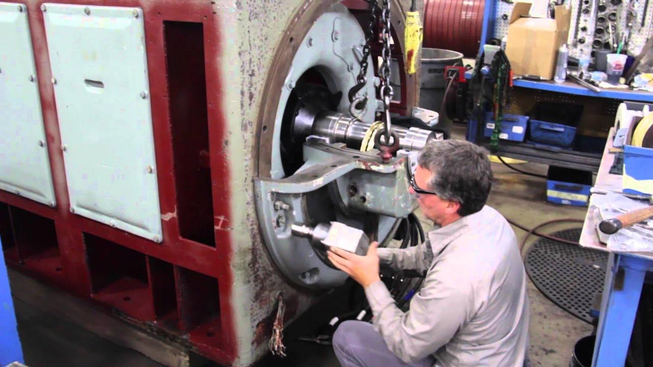 Large Motor Repair - York Repair 2015