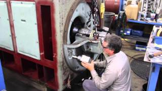 Large Motor Repair - York Repair 2015