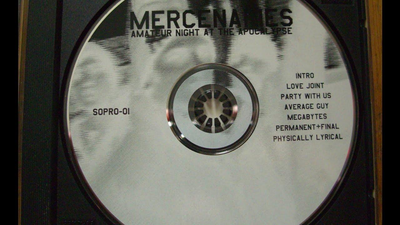 Amateur night album are