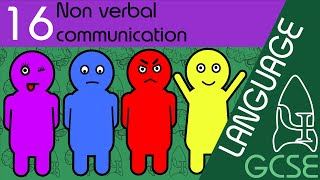 Non Verbal Communication - Language , GCSE Psychology [AQA]