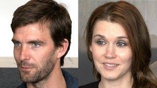 Haven Season 5 - Emily Rose & Lucas Bryant Interview
