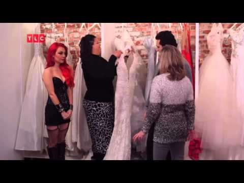 """""""Heavy Metal Meets High Fashion"""" TLC's  Brides Gone Styled Teaser"""