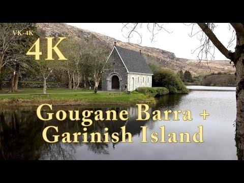 Irland Rundreise Doku, Gougane Barra, Garinish Island in 4K (5/7)