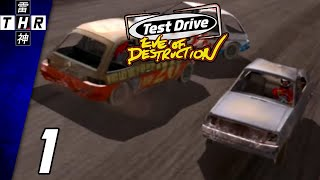 Test Drive: Eve of Destruction (Part 1) - Grandma