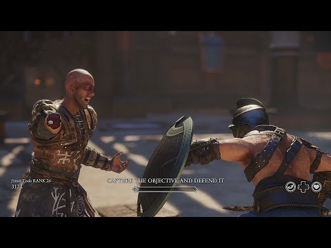 RYSE Tier 3 Gladiator Solo Arena Gameplay