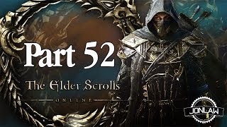 The Elder Scrolls Online Walkthrough - Part 52 OBSIDIAN GORGE - (ESO PC Gameplay)