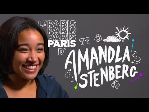 Le Paris d'Amandla Stenberg I The Eddy