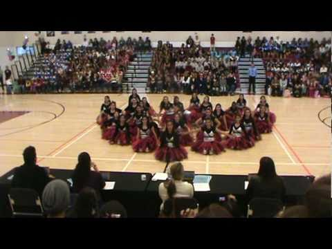 San Fernando MS Dance Team 2010