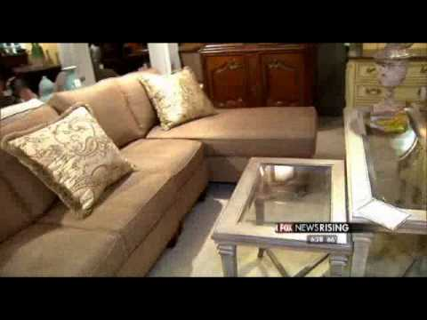 Fox Charlotte On Site Report for Hickory Furniture Mart After Market Sale & Clearance