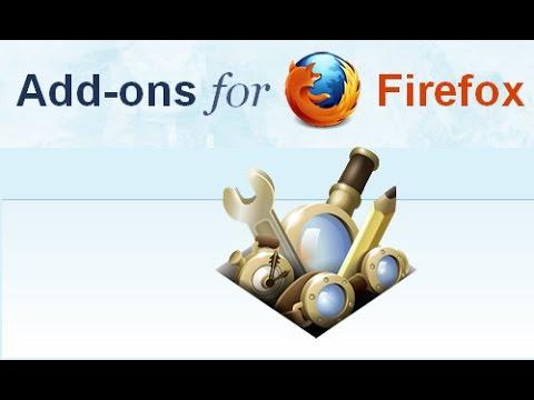 FireFox. Полезные расширения