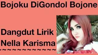 Gambar cover bojoku di gondol bojone-nella kharisma (lirik)