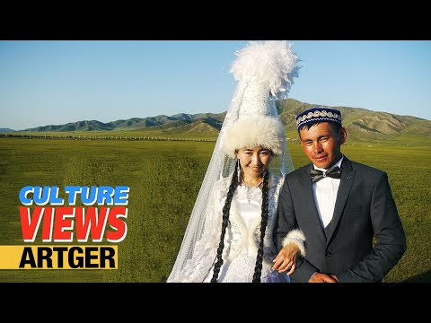Kazakh Wedding In Mongolia - Must See Event In Mongolia | VIEWS