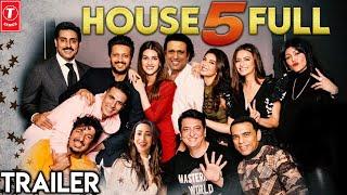 Housefull 5 Trailer   Akshay Kumar   Anushka Shetty   Govinda   Karishma Kapoor   Kirti Sanon