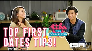 Top First Date Tips! Ft. Peter Adrian - IT