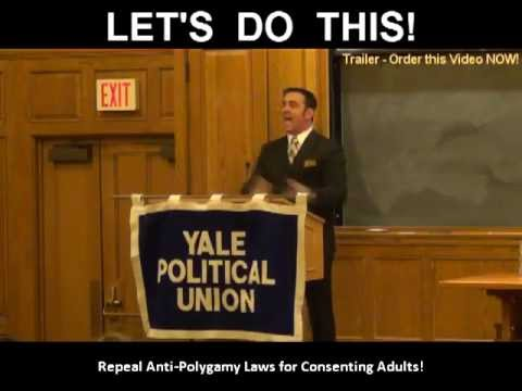 Mark Henkel - Yale - Repeal Anti-Polygamy Laws for Consenting Adults - [TRAILER]