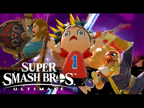 Super Smash Bros. Ultimate - 'Coming Soon' Official Trailer
