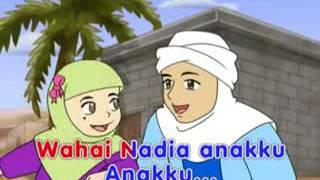 Cerita dan lagu anak Islami Sholatlah Nak  !