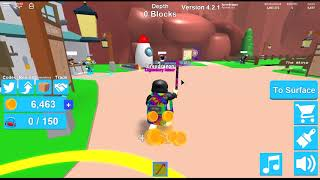 This game is addictive! New series? -ROBLOX ★ Mining Simulator ★ #1
