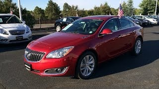 2014 Buick Regal Turbo Premium I AWD (Start Up, In Depth Tour, and Review)