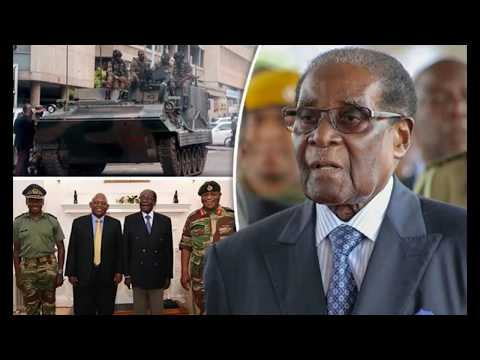 Zimbabwe coup latest news Robert Mugabe to be sacked TODAY in meeting with army chiefs