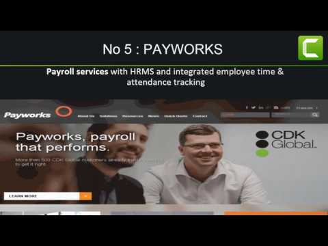 Top 10 Payroll Service Companies in Canada