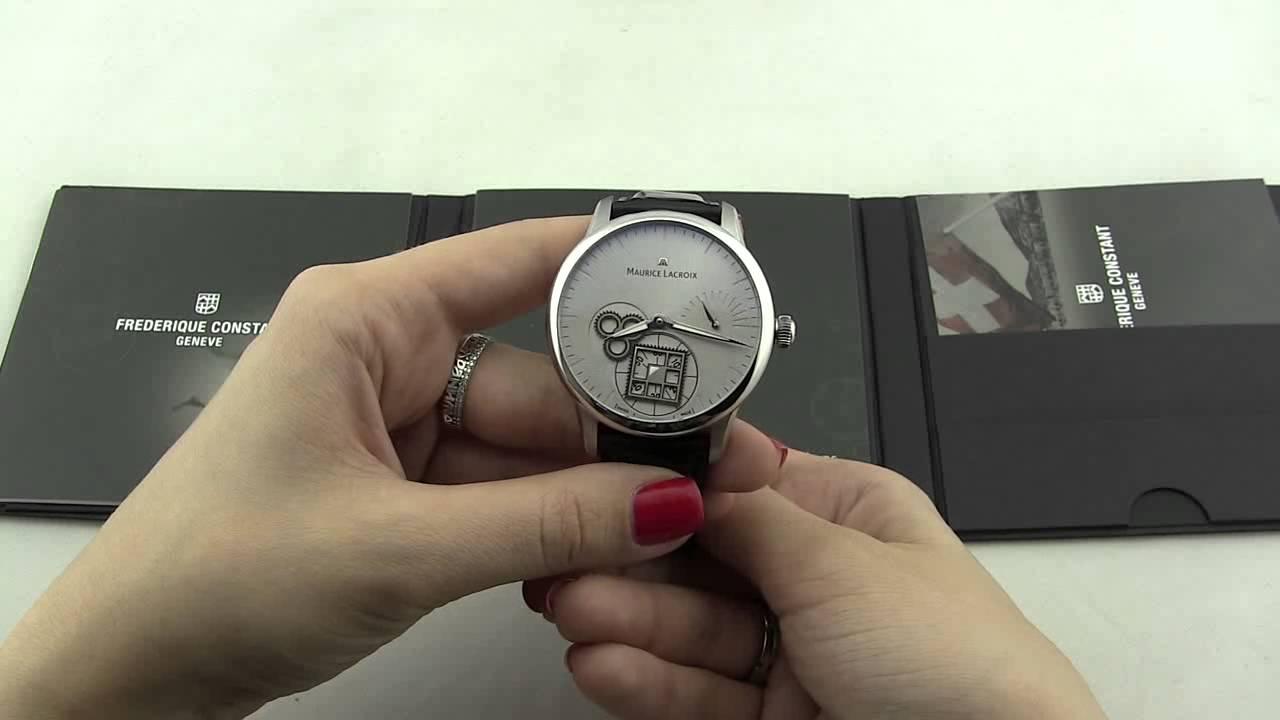 Инструкция  Как заводить механические часы - YouTube b086e5112abd8