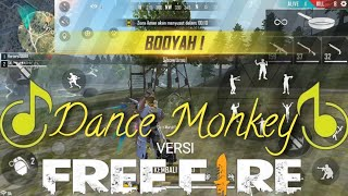 Gambar cover TONES AND I DANCE MONKEY VERSI FREE FIRE(FF)