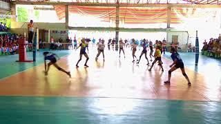 Palarong Pambansa 2018 Secondary Volleyball Girls NCR vs NMRAA