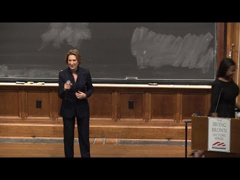 """Carly Fiorina on """"Perspectives on Leadership: Why It Matters More Than Ever in America"""""""