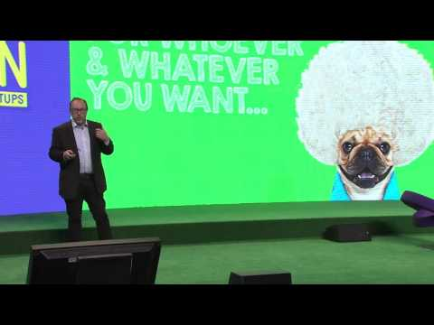 Keynote | Jimmy Wales (Chairman, Wikipedia/TPO) [4YFN 2016]